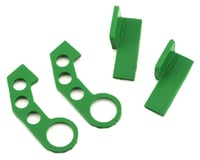 Sideways RC Scale Drift JDM Tow Hook (Green) (2) (Style 3) | relatedproducts