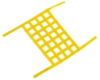 Sideways RC Scale Drift Window Net (Yellow) (Large)