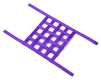 Sideways RC Scale Drift Window Net (Purple) (Small)   alsopurchased