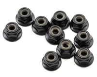 Serpent S411 3.0 Eryx 4mm Flanged Locknut (10)