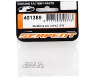 Image 2 for Serpent 3x5x2mm Aluminum Bushing Set (10) (Silver)