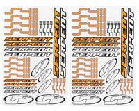Serpent S411 3.0 Eryx Decal Sheet (2)
