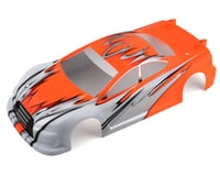 Serpent S411 2.0 Eryx Lex-IS Pre-Painted Touring Car Body (Orange) (190mm)