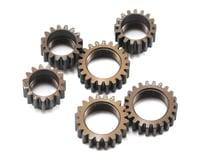 Serpent Aluminum Centax-3 Gear V2 Pinion Gear Set (6) | relatedproducts