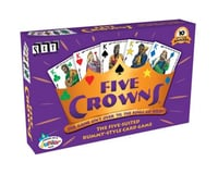 SET Enterprises 4001 Five Crowns Card Game