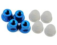 Schelle Racing B6/B5 Aluminum Shock Standoffs (Blue) | relatedproducts