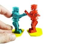 Super Impulse World's Smallest 540 - Rock'Em Sock'Em Robots