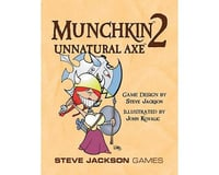 Steve Jackson Games  Munchkin 2: Unnatural Axe