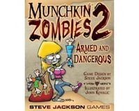 Steve Jackson Games Munchkin Zombies 2: Armed And