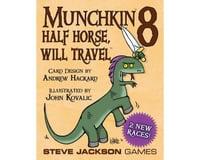 Steve Jackson Games  Munchkin 8: Half Horse, Will