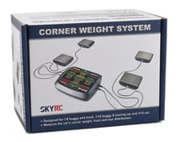 Image 4 for SkyRC Corner Weight Scale System w/4 Scales & Display Hub