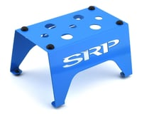 Schaffner Racing Products 1/8 Scale Off Road Car Stand (Blue)