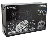 Image 4 for Sanwa/Airtronics SD10GS 10-Channel 2.4GHz FHSS-3 Radio System
