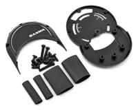 Sanwa/Airtronics M12/M12S Aluminum Drop Down (Black)
