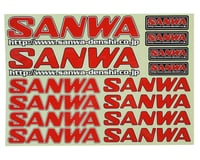 Sanwa/Airtronics Decal Sheet
