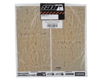 Image 2 for SOR Graphics 1/10 Scale Plywood Detail Kit (3)