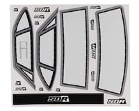 SOR Graphics Eliminator DR10 Window Decals (Clear)