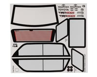 SOR Graphics Element TrailRunner Window & Decal Kit (Chrome/Clear)
