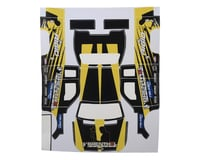 SOR Graphics Proline F250 Brenthel Industries Chase Truck Wrap (Cab/Utility Bed)