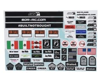 SOR Graphics V2 Scale Decal Sheet | relatedproducts