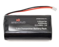 Spektrum RC DX6R Li-Ion Transmitter Battery (3.6V/4000mAh)
