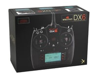 Image 3 for Spektrum RC DX6 G3 2.4GHz DSMX 6-Channel Radio System (Transmitter Only)