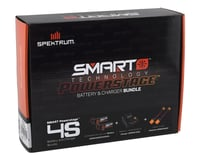 Image 6 for Spektrum RC Smart PowerStage 4S Bundle w/Two 2S Smart LiPo Hard Case Batteries