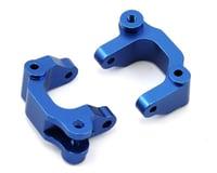 ST Racing Concepts Arrma Vorteks Aluminum Heavy Duty Front Caster Block (2) (Blue)