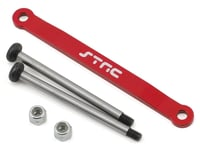 ST Racing Concepts Stampede/Bigfoot Aluminum Front Hinge Pin Brace (Red)