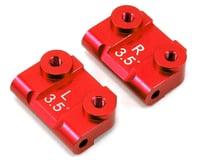 ST Racing Concepts 3.5° Aluminum Rear Suspension Block Set (Red) (2) | relatedproducts