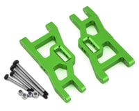ST Racing Green Heavy Duty Front Suspension Arms Kit with Lock Nut Hinge Pins STRST3631XG (Traxxas Stampede)