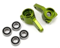 ST Racing Concepts Oversized Front Knuckles w/Bearings (Green) | alsopurchased