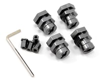 ST Racing Concepts 17mm Hex Hub Conversion Kit (Gun Metal) | alsopurchased