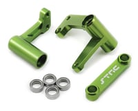 ST Racing Concepts Aluminum Steering Bellcrank System w/Bearings (Green) | relatedproducts