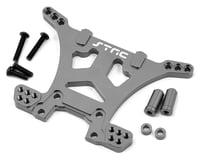 ST Racing Concepts Aluminum HD Rear Shock Tower (Gun Metal) (Slash 4x4) | relatedproducts