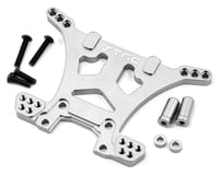 ST Racing Concepts Aluminum HD Rear Shock Tower (Silver) (Slash 4x4)