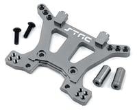 Image 1 for ST Racing Concepts Aluminum HD Front Shock Tower (Gun Metal) (Slash 4x4)