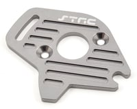 ST Racing Concepts Aluminum Heatsink Motor Plate (Gun Metal) (Slash 4x4) | relatedproducts