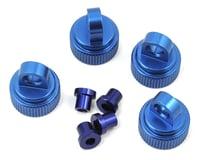 ST Racing Concepts Traxxas 4Tec 2.0 Aluminum Shock Caps (4) (Blue) | alsopurchased