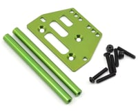 ST Racing Concepts SCX10 Front 4-link Upper Suspension Conversion (Green)