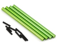 ST Racing Concepts SCX10 Aluminum Lower Suspension Link Set (4) (Green)