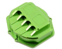 ST Racing Concepts Aluminum HD Diff Cover (Green) (Axial Wraith)