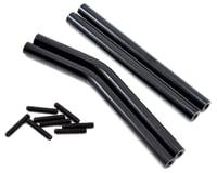 ST Racing Concepts Wraith Aluminum Upper & Lower Suspension Link Set (Black)