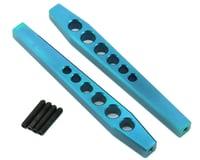 ST Racing Concepts Aluminum HD Lower Suspension Link Set (Blue) (2)