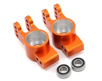 ST Racing Concepts Rear Hub Carrier Set w/Outer Bearings (Orange) | relatedproducts