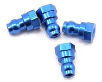 ST Racing Concepts Aluminum HD Upper Shock Mount Bushing Set (Blue) (4) | relatedproducts