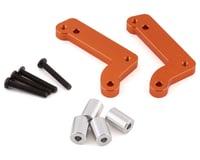 ST Racing Concepts DR10 Aluminum Wheelie Bar Adapter Kit (Orange)