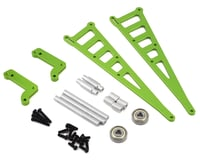 ST Racing Concepts DR10 Aluminum Wheelie Bar Kit (Green)