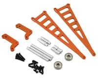 ST Racing Concepts DR10 Aluminum Wheelie Bar Kit (Orange)