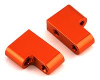 ST Racing Concepts Associated Team DR10 Aluminum Steering Servo Mount (Orange)